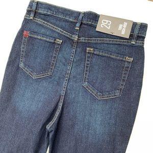 BDG Jeans - BDG Twig High Rise Skinny Jeans Dark Wash 29